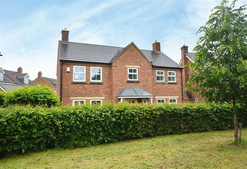 4 Bedrooms Detached House for sale in Valley Gardens, Kingsway