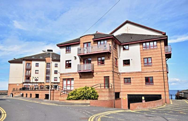 2 Bedrooms Flat for sale in Churchill Tower , Ayr , South Ayrshire , KA7 1JT