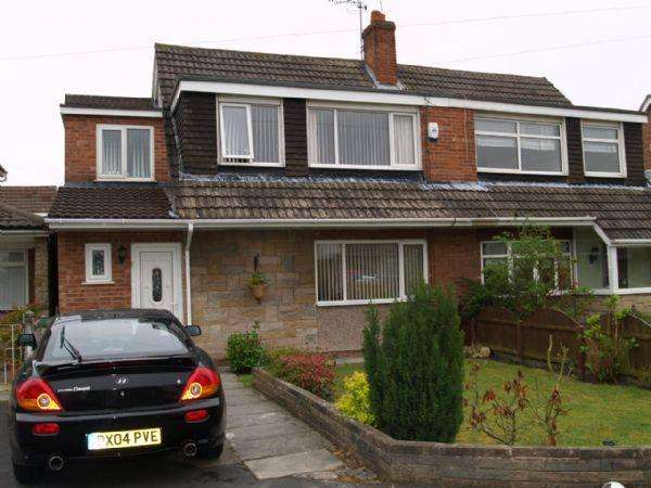 4 Bedrooms Semi Detached House for rent in Watton Beck Close, Maghull