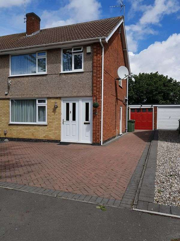 3 Bedrooms Property for sale in Olympic Close, Leicester