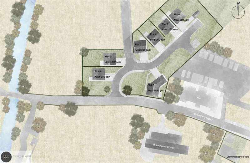 Plot Commercial for sale in Church Crescent, Cleator, CA23
