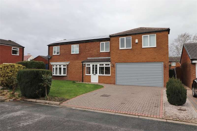 5 Bedrooms Detached House for sale in Newfield Park, Carlisle, CA3