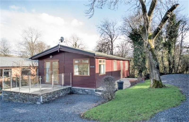 2 Bedrooms Park Home Mobile Home for sale in The Pastures, Allithwaite, Cartmel, LA11