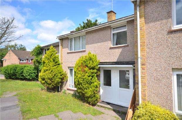 3 Bedrooms Terraced House for sale in Cherbury Close, Bracknell, Berkshire