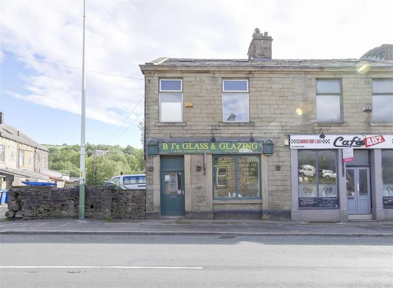 Commercial Property for sale in Newchurch Road, Stacksteads, Bacup