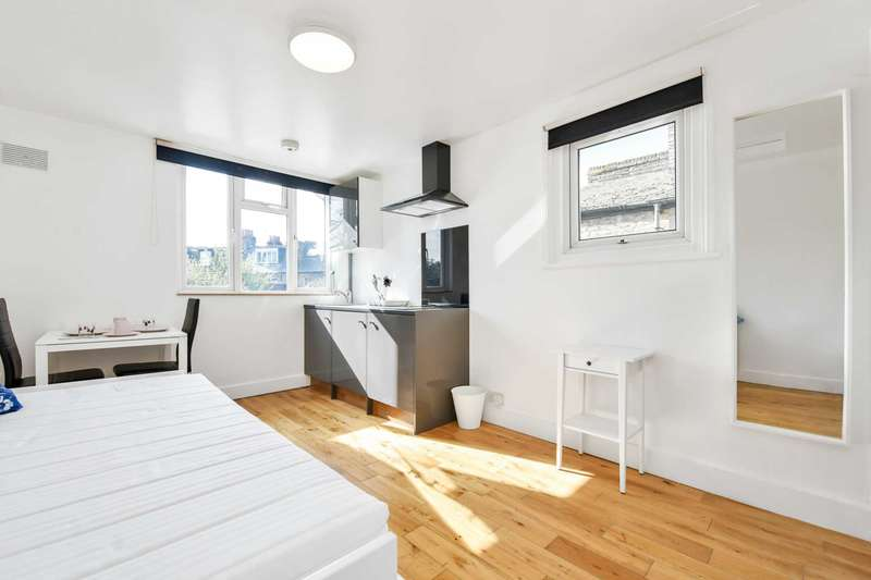 Studio Flat for sale in Stile Hall Parade, Chiswick, W4 3AG