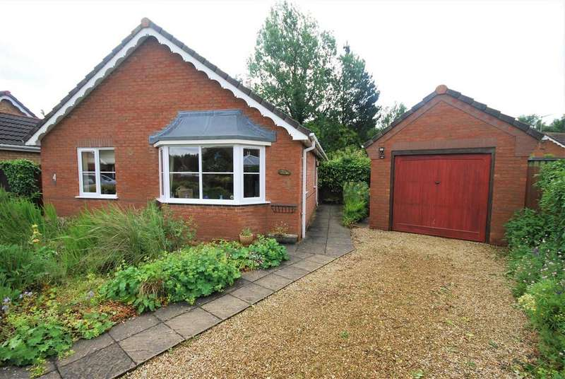 3 Bedrooms Detached Bungalow for sale in Balmoral Way, Holbeach, Spalding