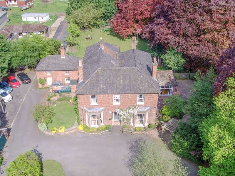 Property for sale in The Woodlands, Willingham Road, Market Rasen, Lincolnshire
