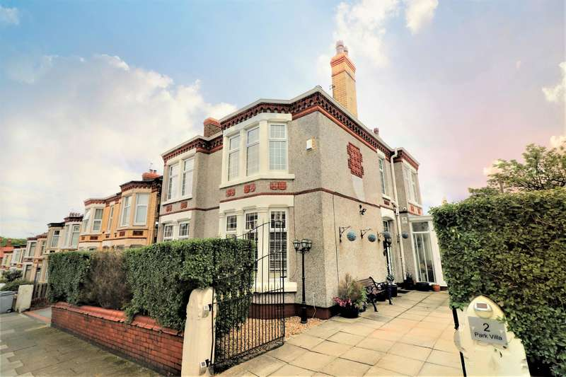 4 Bedrooms Detached House for sale in Vale Drive, CH45 1LY
