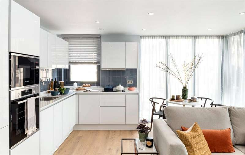 2 Bedrooms Flat for sale in Apartment 15 New Retort House, Brandon Yard, Lime Kiln Road, Bristol, BS1