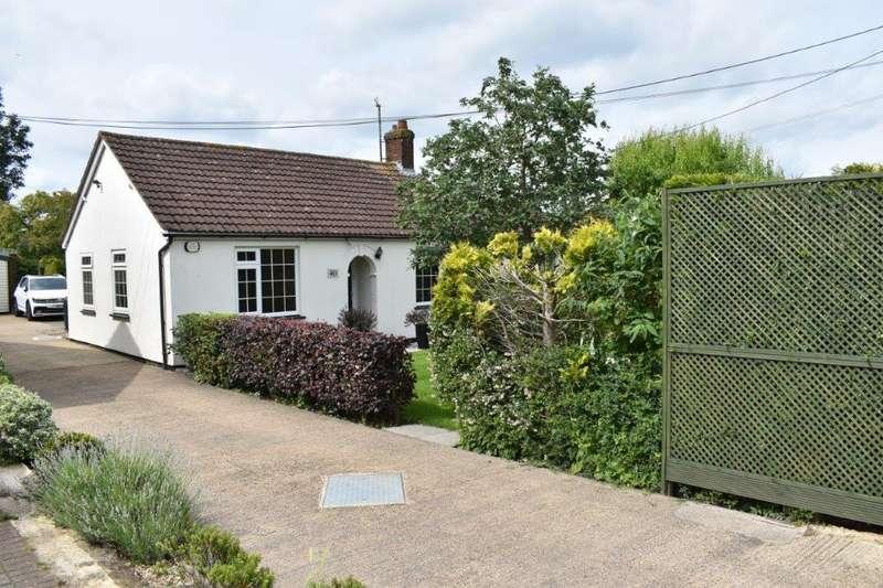 4 Bedrooms Detached Bungalow for sale in Crane Way, Cranfield, Bedford