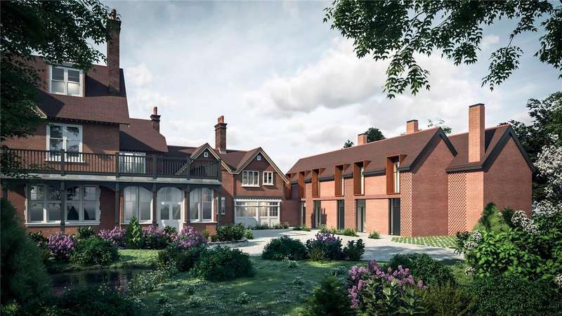 3 Bedrooms Mews House for sale in Leopold Road, Caley House, Wimbledon, London, SW19