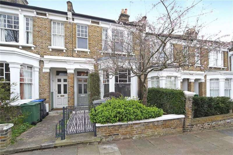 4 Bedrooms Terraced House for sale in Carlisle Road, Brondesbury Park, London, NW6