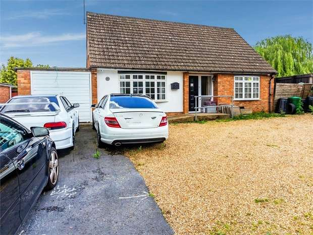 4 Bedrooms Detached Bungalow for sale in Ramsey Road, St Ives, Cambridgeshire