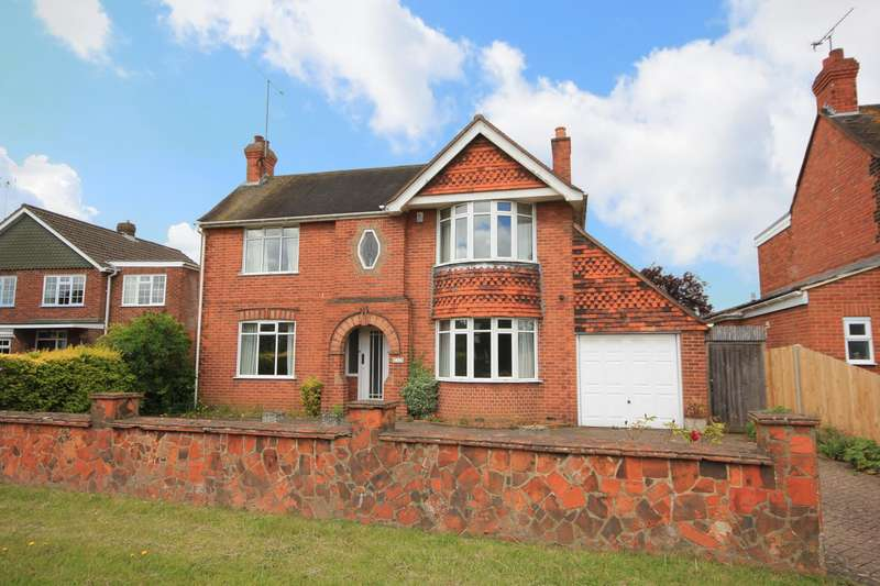 3 Bedrooms Detached House for sale in Pitt's Lane, Earley, Reading, RG6