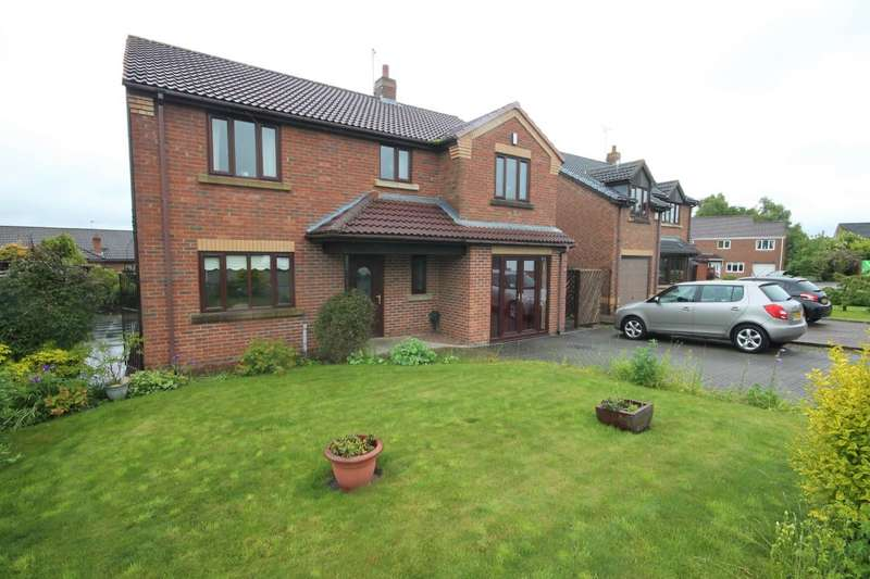 4 Bedrooms Detached House for sale in Richmond Close, Shildon
