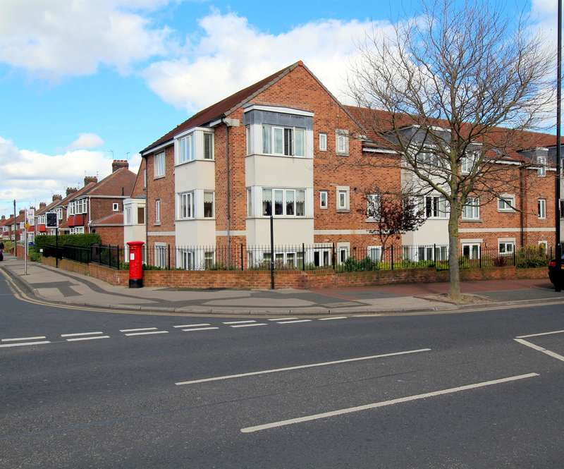 2 Bedrooms Apartment Flat for sale in Orchard Court, Fulwell, Sunderland, SR6 8NR
