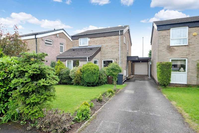3 Bedrooms Detached House for sale in James Andrew Crescent, Greenhill, Sheffield, S8 7RJ