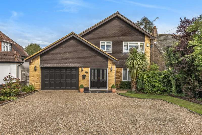 4 Bedrooms Detached House for sale in Waltham Road, Maidenhead, SL6