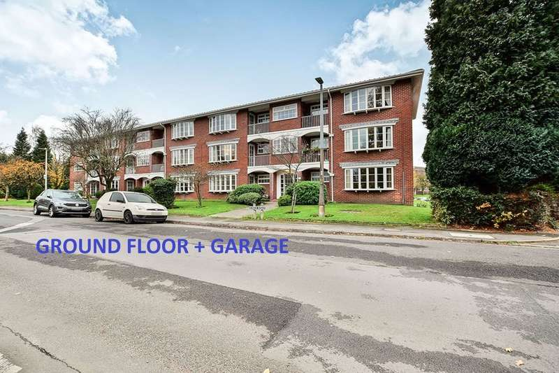 1 Bedroom Flat for sale in Pownall Court, Wilmslow, SK9