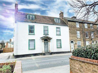 2 Bedrooms End Of Terrace House for sale in Ermine Street, Huntingdon, Cambridgeshire