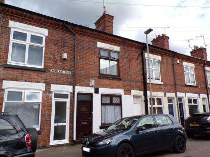 3 Bedrooms Terraced House for sale in Woodland Road, Leicester, Leicestershire, England