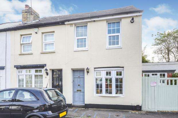 2 Bedrooms End Of Terrace House for sale in East Molesey, Surrey, United Kingdom