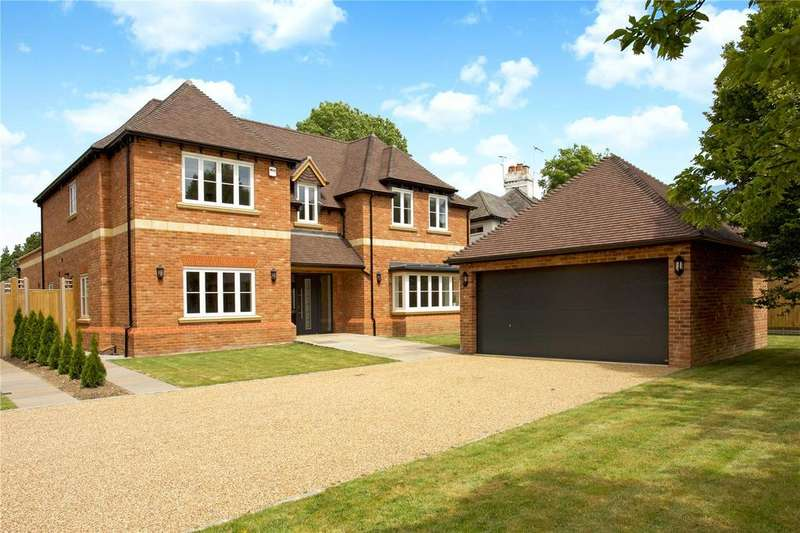 5 Bedrooms Detached House for sale in Cinnamon Tree Site, Maidens Green, Winkfield, Windsor, SL4