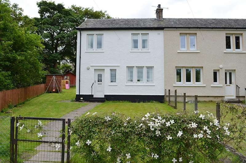 2 Bedrooms Terraced House for sale in Ann Terrace, Kames, Tighnabruaich, PA21 2AA