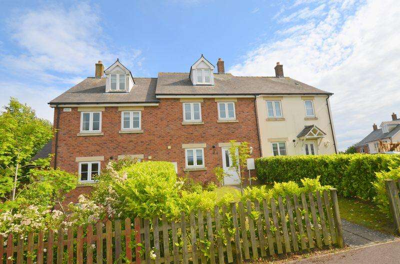 3 Bedrooms Terraced House for sale in Byrons Meadow, Coleford