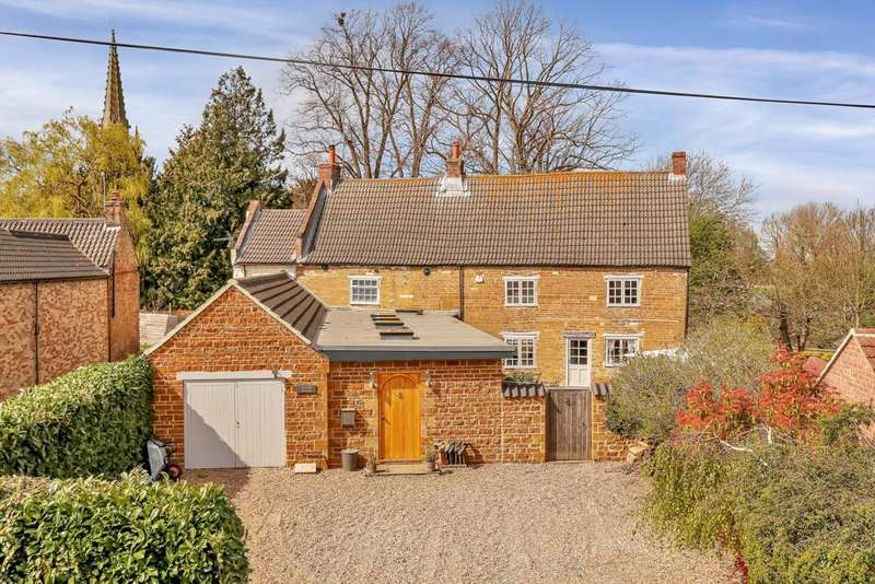 5 Bedrooms Detached House for sale in Bakers Lane, Redmile, Nottingham