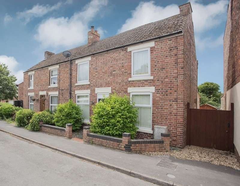 3 Bedrooms Semi Detached House for sale in Hodney Road, Eye, Peterborough, Cambridgeshire. PE6 7YQ
