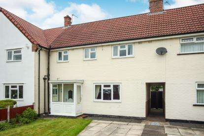 3 Bedrooms Terraced House for sale in Queensway, Winsford, Cheshire