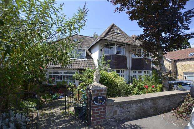 5 Bedrooms Semi Detached House for sale in Westbury Road, Westbury-On-Trym, Bristol, BS9 3AL