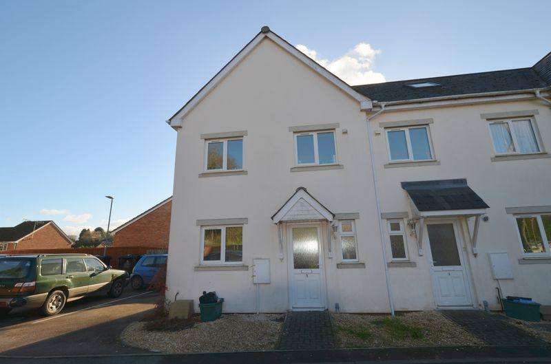 3 Bedrooms Semi Detached House for sale in Bakery Mews, Bream