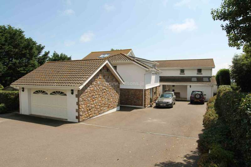 6 Bedrooms Detached House for sale in Grouville