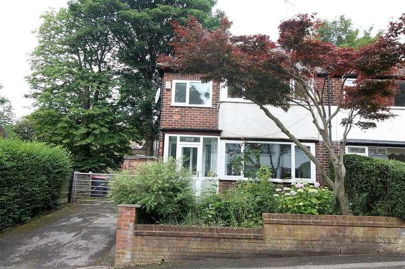 3 Bedrooms Semi Detached House for sale in Castlemoor Avenue, Salford