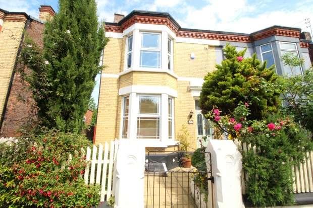 4 Bedrooms Semi Detached House for sale in Lorne Street, Liverpool, Merseyside, L7 0JP