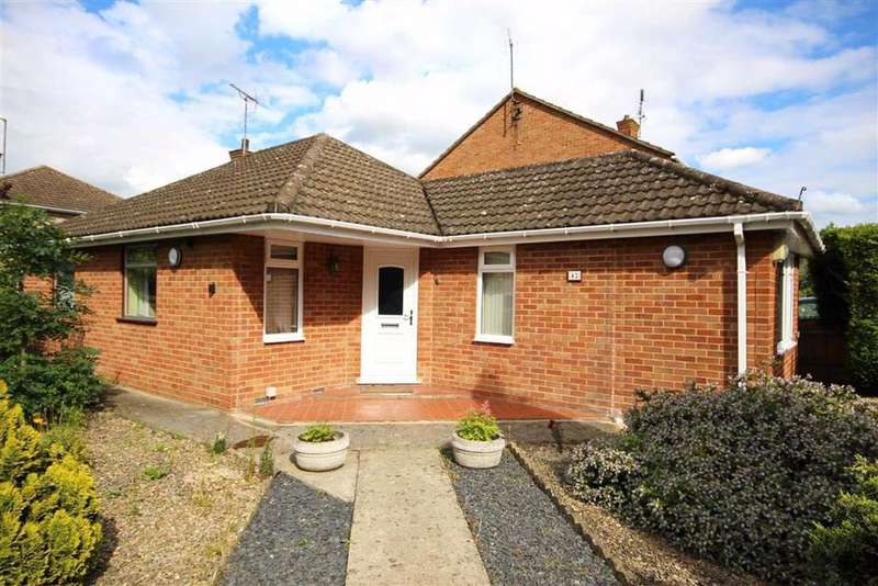 2 Bedrooms Detached Bungalow for sale in Chelmsford Avenue, Warden Hill, Cheltenham, GL51
