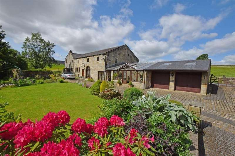 7 Bedrooms Detached House for sale in New Road, Mankinholes, Todmorden OL14