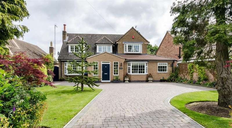 3 Bedrooms Detached House for sale in Hill Rise, Burbage