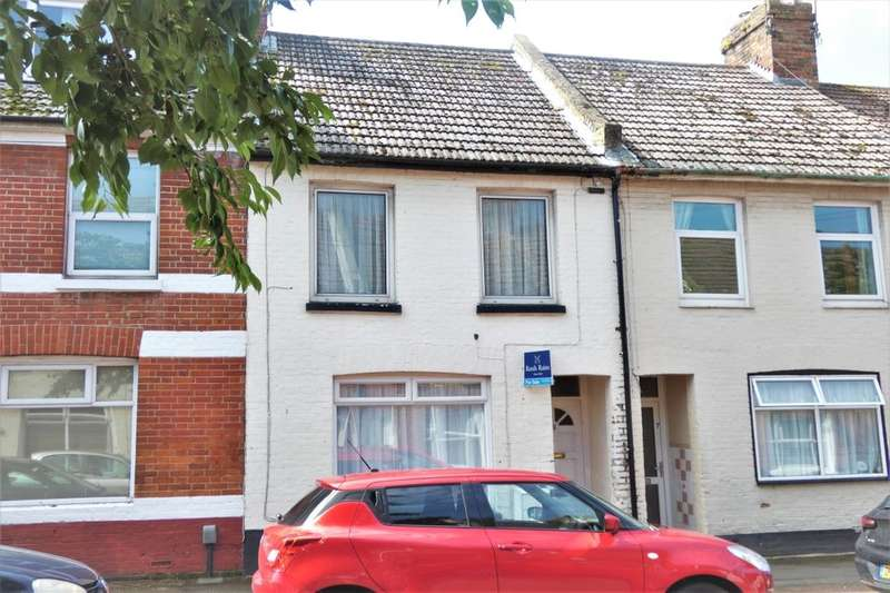 2 Bedrooms Terraced House for sale in Mead Road, Folkestone, CT19