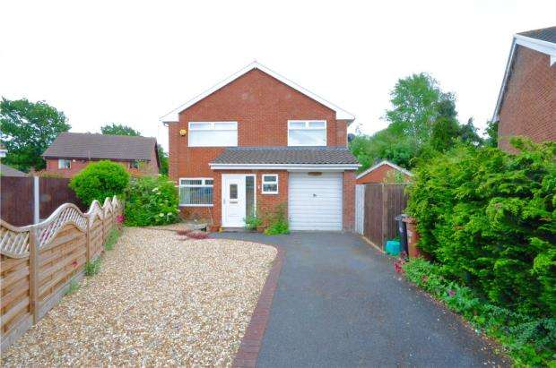 4 Bedrooms Detached House for sale in Beeston Road, Higher Kinnerton, Chester