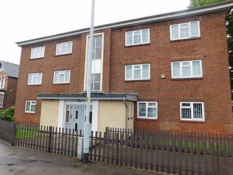 2 Bedrooms Flat for sale in Didsbury Road, Heaton Norris, Stockport