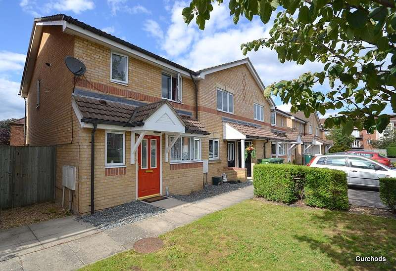3 Bedrooms End Of Terrace House for sale in Bowater Gardens, Sunbury-On-Thames, TW16