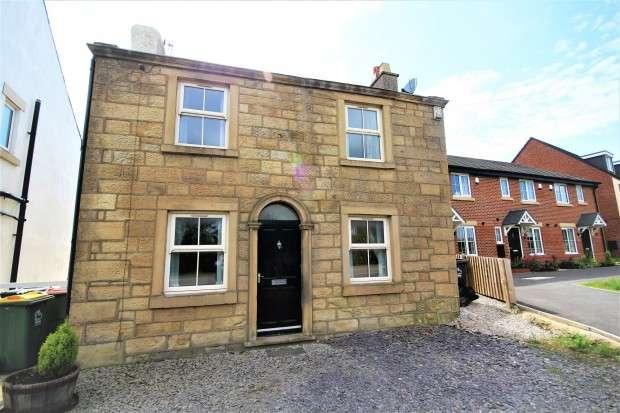 3 Bedrooms Detached House for rent in Old Smithy Cottage Tabley Lane, Higher Bartle, Preston, PR4
