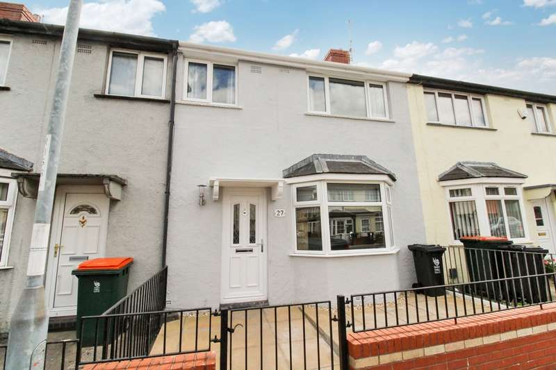 3 Bedrooms Terraced House for sale in Coverack Road, Newport, NP19