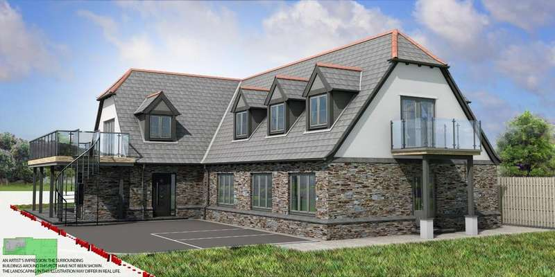 5 Bedrooms Detached House for sale in Lostwithiel, Cornwall