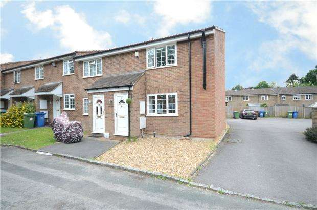 3 Bedrooms End Of Terrace House for sale in Rother Close, Sandhurst, Berkshire