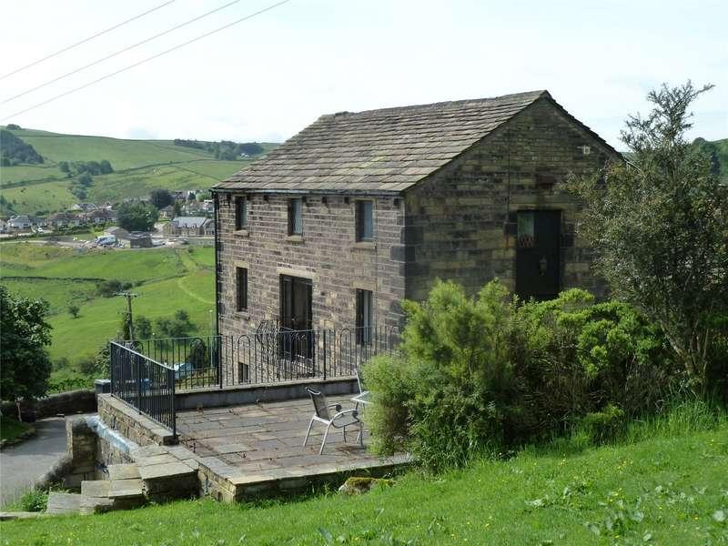 5 Bedrooms Detached House for sale in Knarr Lane, Delph, Saddleworth, OL3